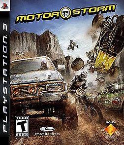 MotorStorm box art