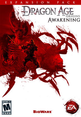 Dragon Age: Origins - Awakening box art