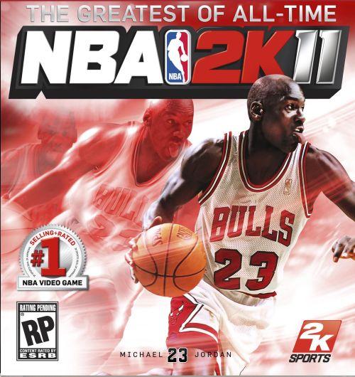 NBA 2K11 box art