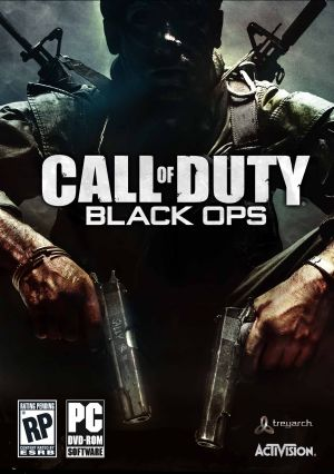 Call of Duty: Black Ops box art
