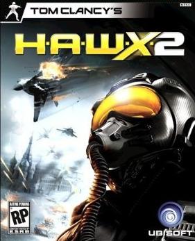 HAWX 2 box art