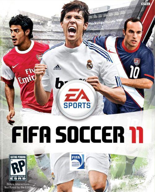 FIFA 11 box art