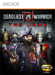 Deadliest Warrior: The Game box art