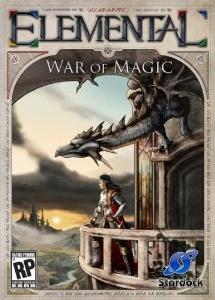 Elemental: War of Magic box art