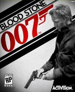 James Bond 007: Blood Stone box art