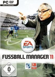 FIFA Manager 11 box art