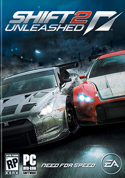 Need for Speed Shift 2 Unleashed box art