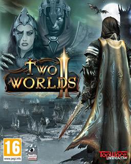 Two Worlds II box art
