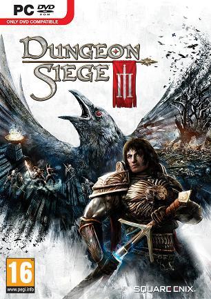 Dungeon Siege 3 box art
