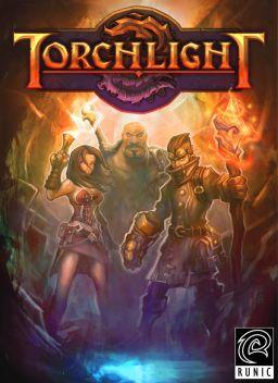 Torchlight box art