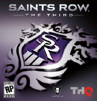 Saints Row: The Third box art