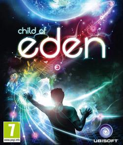 Child of Eden box art