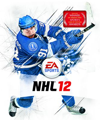 NHL 12 box art