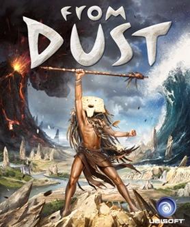 From Dust box art