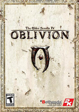 Elder Scrolls IV: Oblivion box art