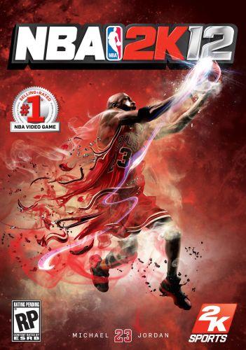 NBA 2K12 box art