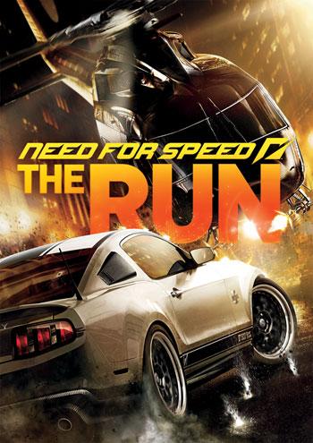 Need for Speed The Run box art