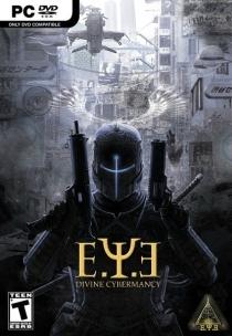 EYE: Divine Cybermancy box art