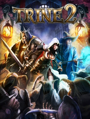 Trine 2 box art