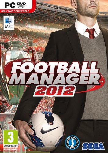 Football Manager 2012 box art