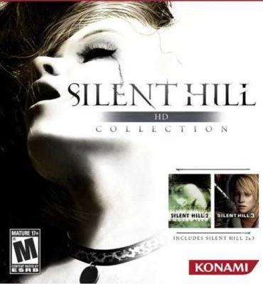 Silent Hill HD Collection box art