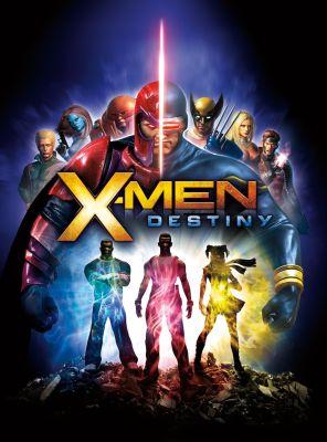 X-Men: Destiny box art