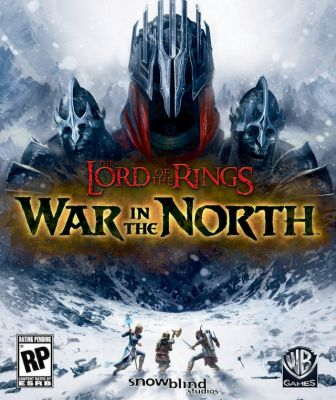 Lord of the Rings: War in the North box art