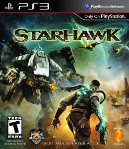 Starhawk box art