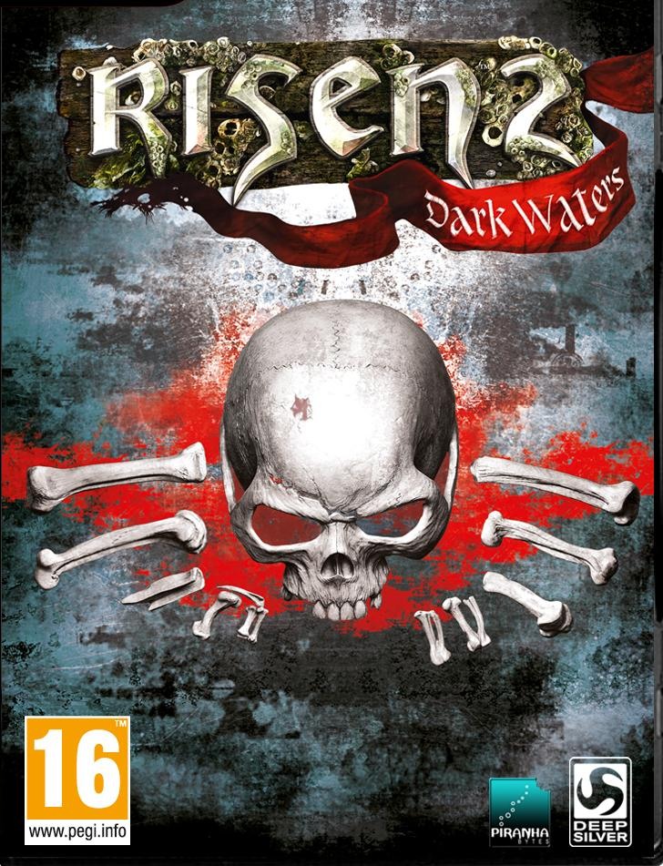 Risen 2: Dark Waters box art