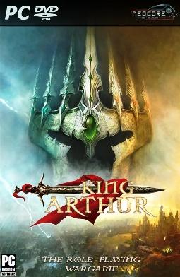 King Arthur box art