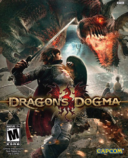 Dragon's Dogma box art