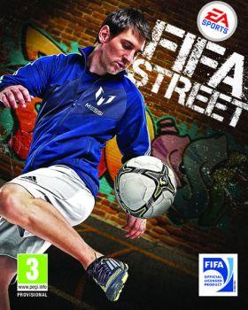 FIFA Street box art