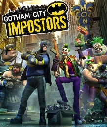 Gotham City Impostors box art