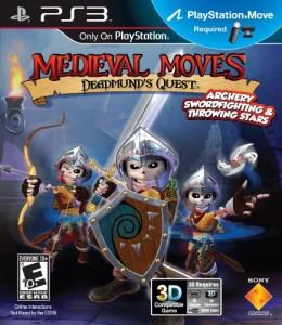Medieval Moves box art