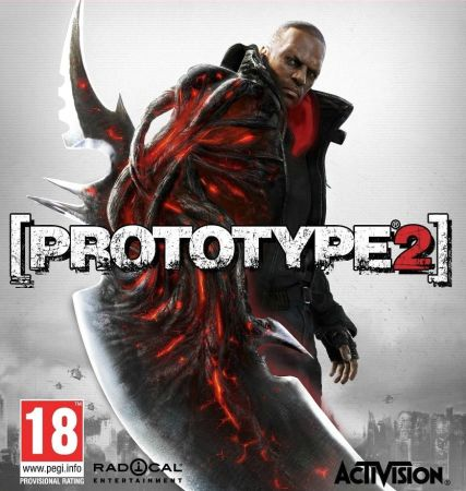 Prototype 2 box art