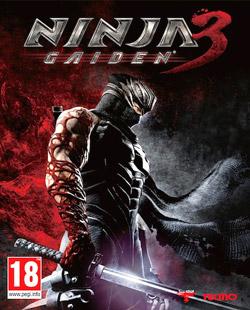 Ninja Gaiden 3 box art