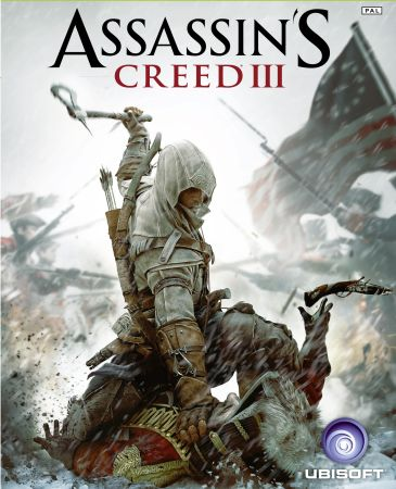 Assassin's Creed 3 box art