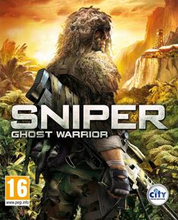 Sniper: Ghost Warrior box art
