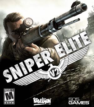 Sniper Elite V2 box art
