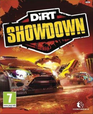 DiRT Showdown box art