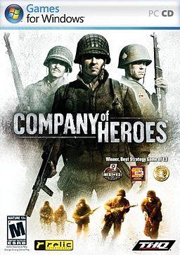 Company of Heroes box art