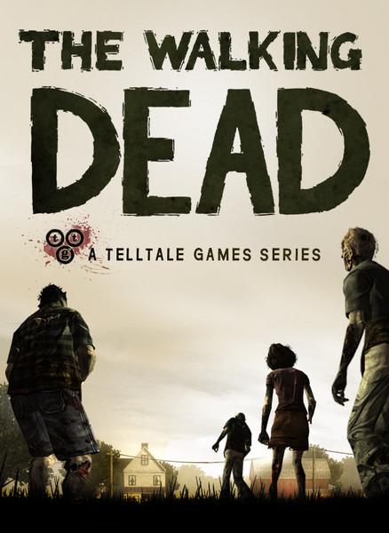 Walking Dead: Season 1 box art