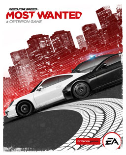 NFS Most Wanted box art