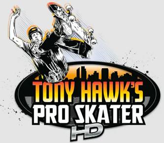Tony Hawk's Pro Skater HD box art