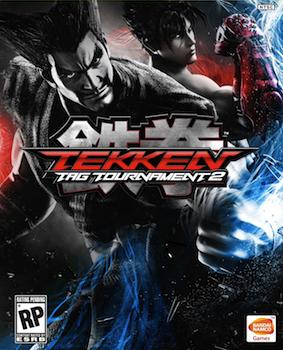 Tekken Tag Tournament 2 box art