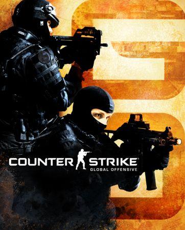Counter-Strike: Global Offensive box art