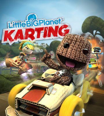 LittleBigPlanet Karting box art
