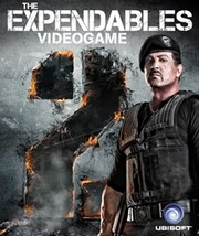 Expendables 2 box art