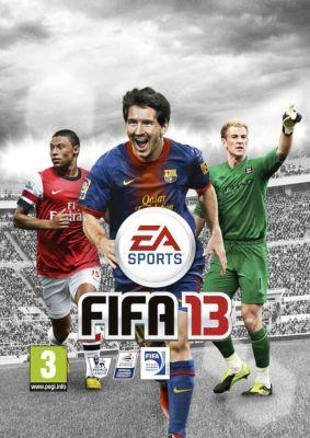 FIFA 13 box art