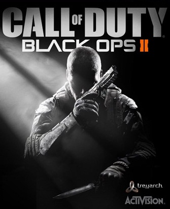 Call of Duty: Black Ops 2 box art